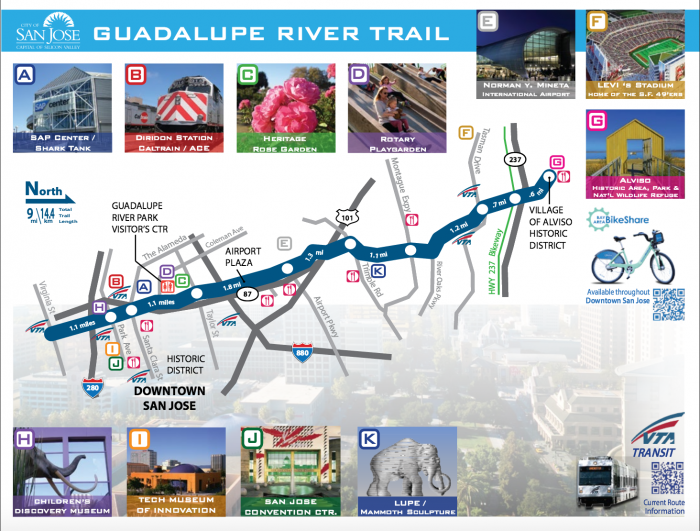 guadelupe-river-trail-map
