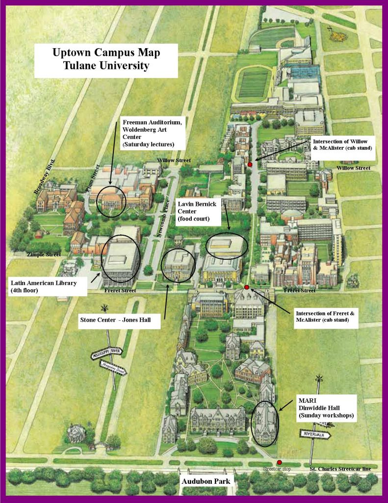 Tulane University Great Runs