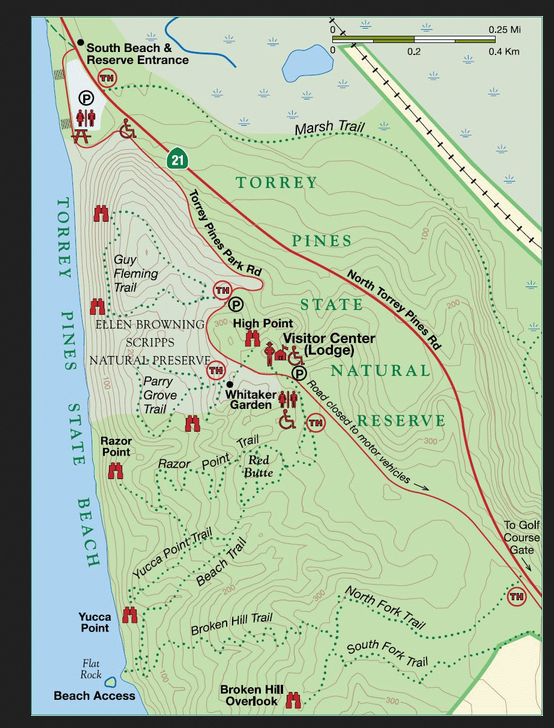 torrey-pines-trail-map