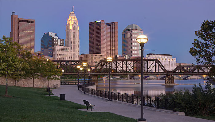 Running In Columbus Ohio Best Routes And Places To Run