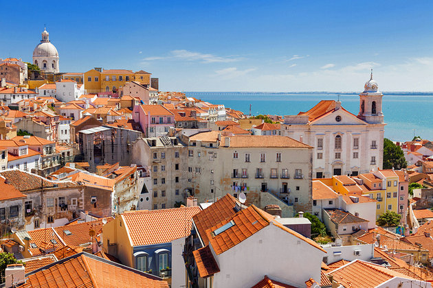 Running In Lisbon Portugal Best Routes And Places To Run - Lisbon portugal neighborhoods map