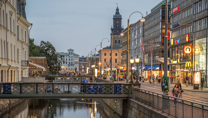 Running In Gothenburg Sweden Best Routes And Places To