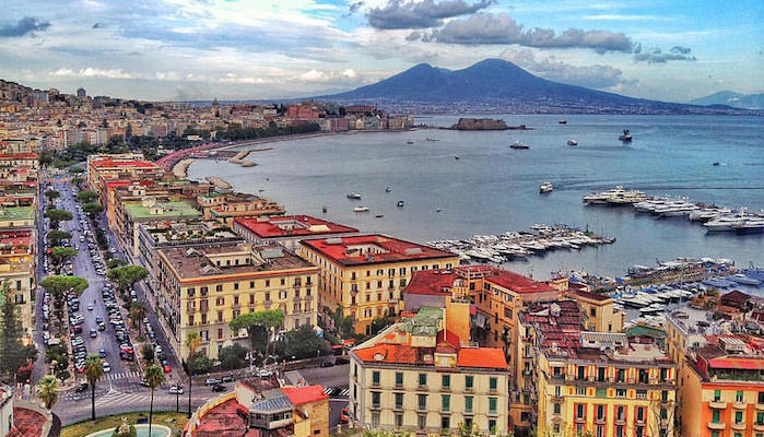 running in naples italy the best routes and places to run in naples