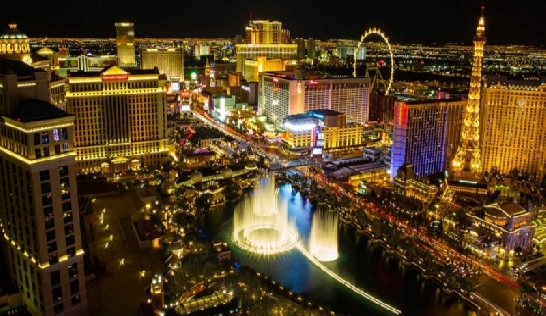 Running in Las Vegas, Nevada. Best routes and places to run in Las Vegas