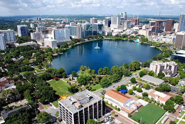 Downtown Orlando Tour - Great Runs