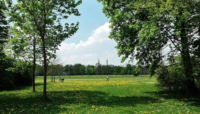 Englischer Garten Route Great Runs