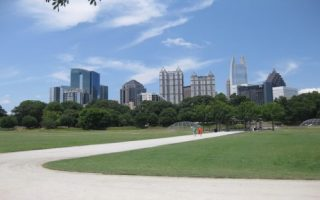 run in piedmont park