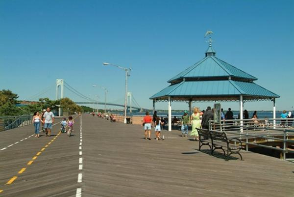 Staten Island Boardwalk