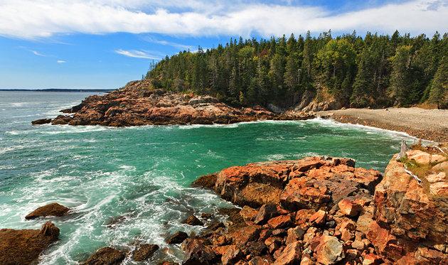 Acadia National Park Great Runs