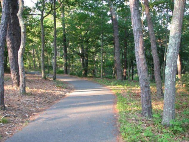 Nickerson State Park - Great Runs