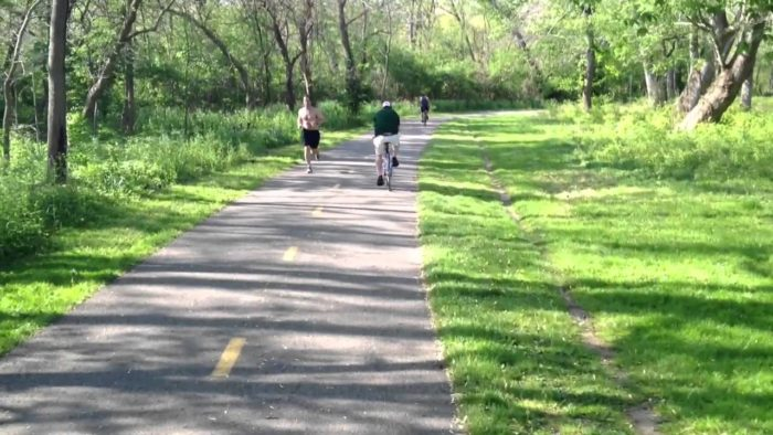 Image result for olentangy river trail ohio state