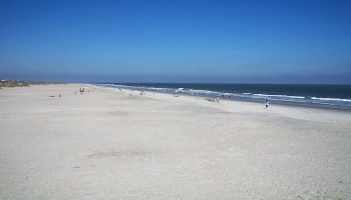Tybee Island And Beach