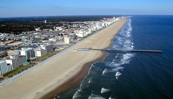 Virginia Beach And Boardwalk Run
