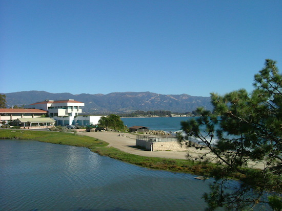 Uc Santa Barbara Campus Goleta Beach Park