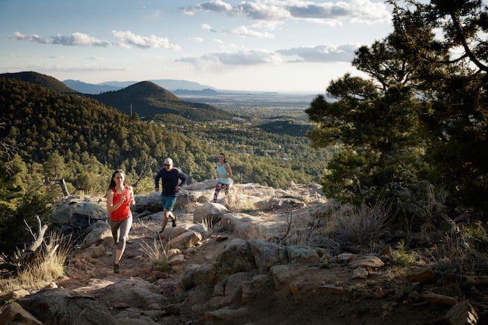 Altitude Of Santa Fe Nm >> Running In Santa Fe New Mexico Best Places To Run In Santa Fe