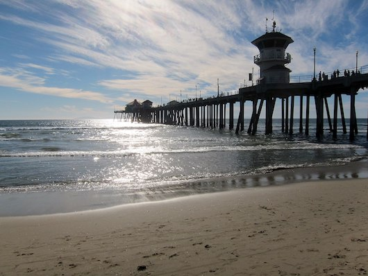 Huntington Beach To Newport Trail