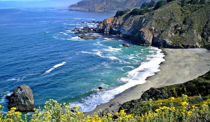 Top 20 Runs On The California Coast