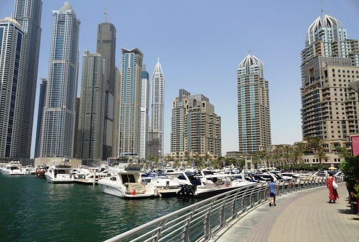 Dubai Marina - Great Runs