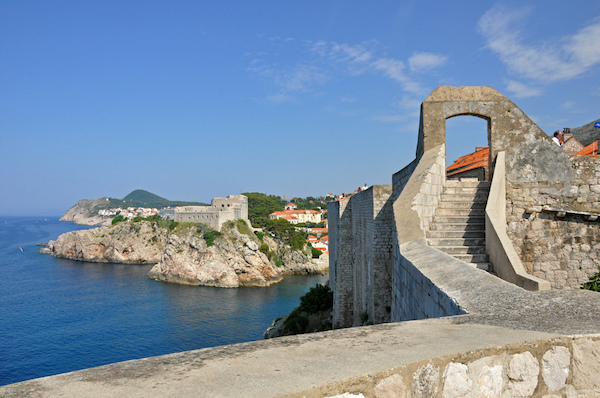 Dubrovnik Old Town And City Walls Great Runs