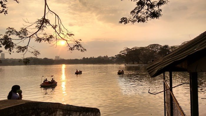 Image result for ulsoor lake bangalore