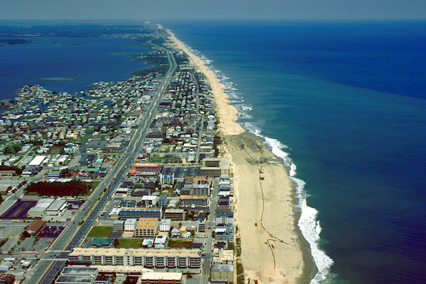 Running Ocean City And Rehoboth Beach