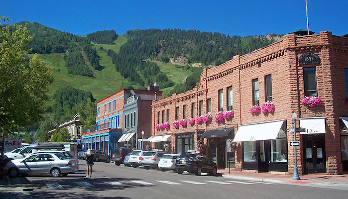 Running in Aspen, Colorado  Best routes and places to run in
