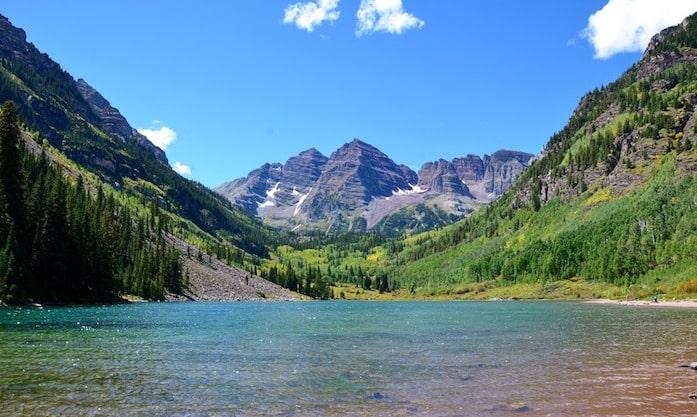 Crater Lake (Maroon Snowmass) Trail - Great Runs