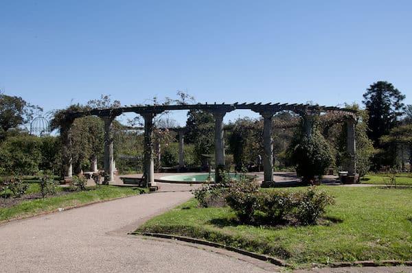 Botanical Garden and Parque del Prado - Great Runs