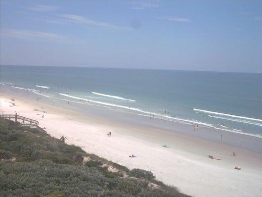 New Symrna Beach >> New Smyrna Beach Beach Run Great Runs