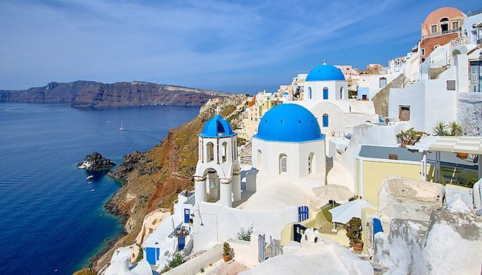 Running On The Greek Islands Best Places To Run On The