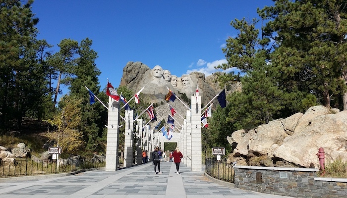 Mount Rushmore: Presidential Trail - Great Runs